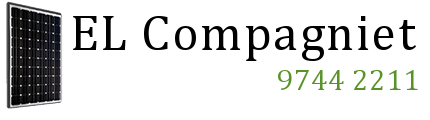 El Compagniet A/S – Den lokale elektriker i Vinderup